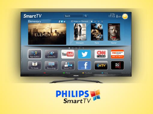 Philips Смарт-ТВ